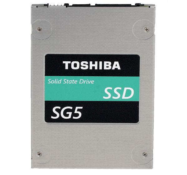 Toshiba, 15nm NAND flash tabanlı SSD ürünlerini duyurdu