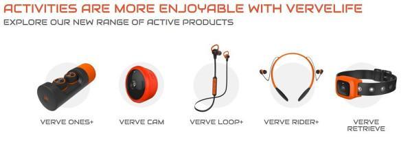 Motorola'dan VerveLife giyilebilir aksesuar serisi
