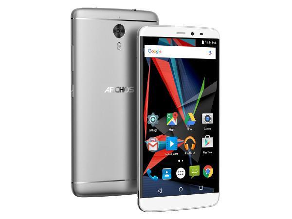 Archos'tan orta seviyede iddialı iki yeni akıllı telefon