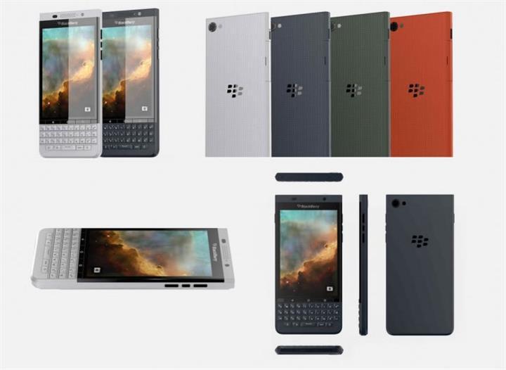 BlackBerry'nin ikinci Android telefonu Mobil Dünya Kongresi'nde tanıtılabilir