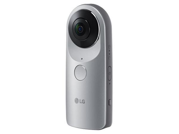LG'den sanal gerçeklik kamerası ve kaskı