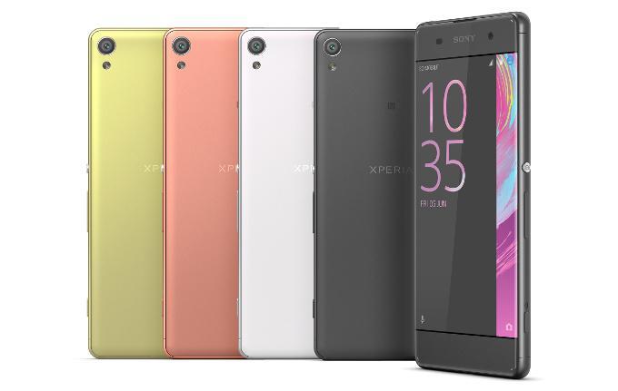 Sony'den kamera odaklı Xperia X serisi
