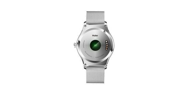Haier'den metal kasalı akıllı saat