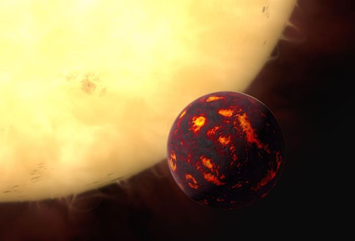 Bir Süper-Dünya'nın atmosferi ilk kez incelendi