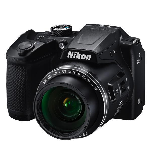 Nikon'un ilk 4K Coolpix bas-çek kameraları, MWC 2016 fuarına geldi