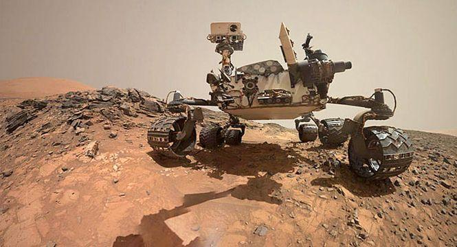 NASA, Mars'a 3 günde gitmeyi amaçlıyor
