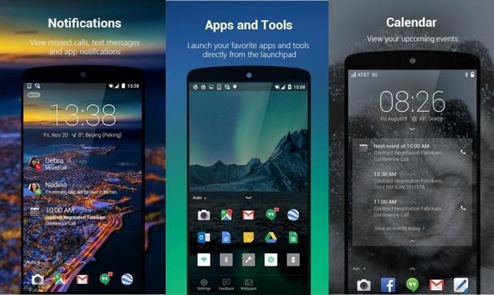 Microsoft kilit ekranı uygulamasını parmak izi desteğiyle güncelledi