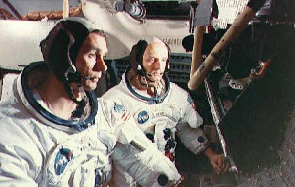 Apollo astronotlarının Ay'da duydukları ilginç ses