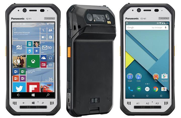 Panasonic 'sağlam' akıllı telefonlarını ortaya çıkardı