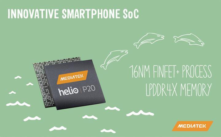 MediaTek ultra güç tasarruflu Helio P20 mobil işlemcisini tanıttı