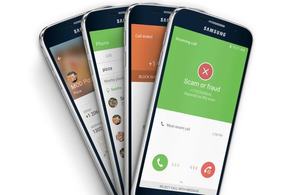 Samsung Galaxy S7 serisi, çağrı tanıma sistemi ile geliyor