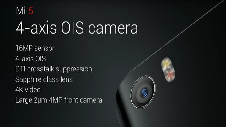 Xiaomi Mi5'in ilk kamera örnekleri yayınlandı