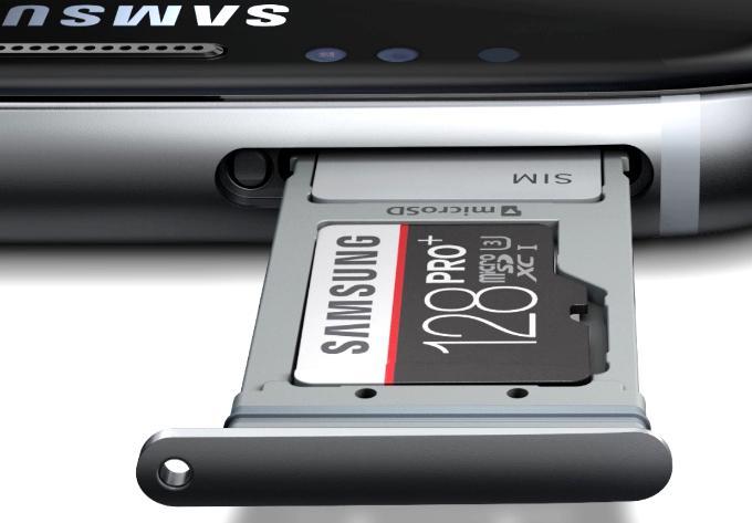 Galaxy S7 ve G5 Micro SD kartı dahili depolama olarak kabul etmeyecek