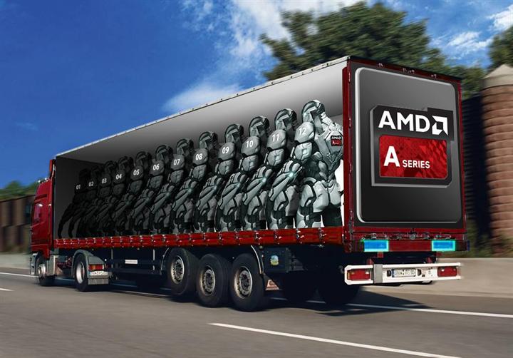 AMD, yeni diplere doğru yol alıyor