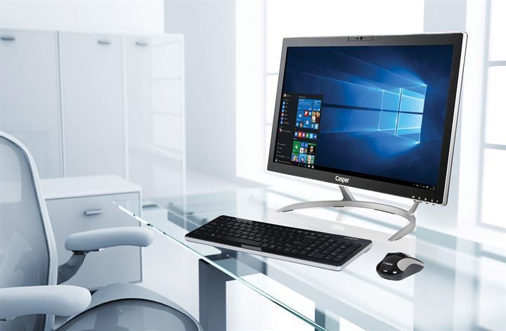 Casper Nirvana One ile kasasız masaüstü bilgisayar deneyimi