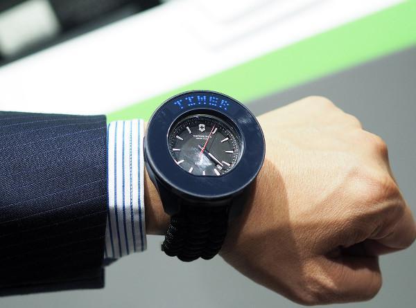 Acer'dan Victorinox saatlere akıllı destek