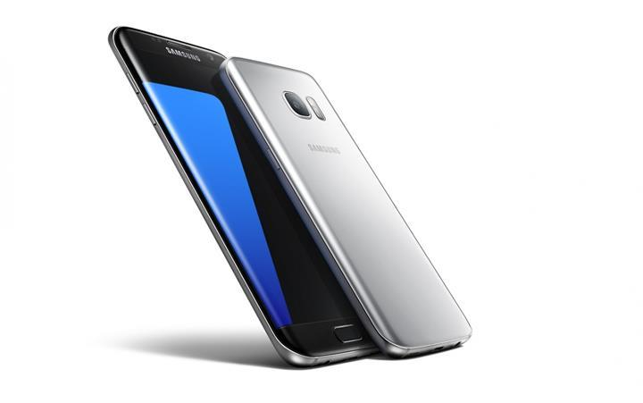 Su altında Galaxy S7 kutu açma videosu