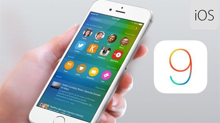 iOS 9'a geçiş %77'de tıkandı