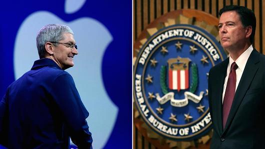 Apple ve FBI gelecek hafta karşı karşıya gelecek