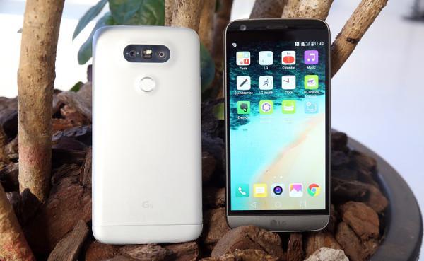 LG G5 tanıtıldı işte özellikler ve cihaz hakkında bilmeniz gereken her şey: