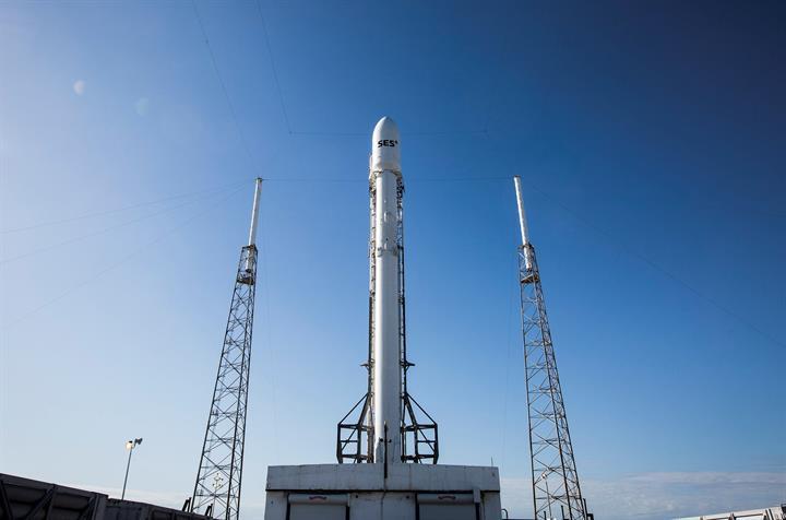 SpaceX'in Falcon 9'u bu gece fırlatılıyor(CANLI)(Ertelendi)