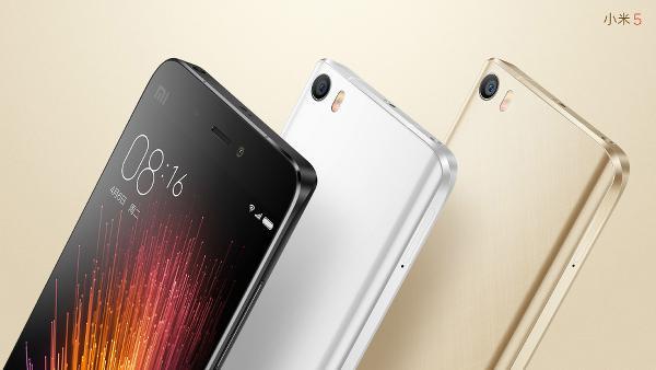 Xiaomi'nin en güçlü akıllı telefonu Mi 5 tanıtıldı, işte detaylar