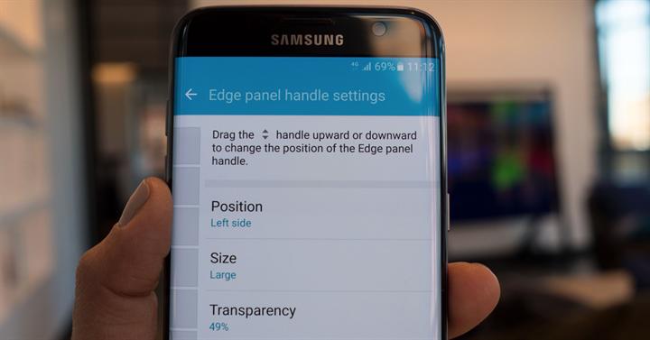 Samsung Galaxy S7 Edge'in ekranını Xiaomi ve Huawei de kullanabilir