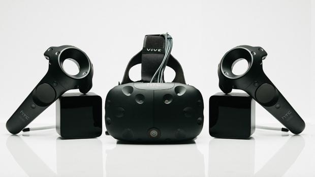 HTC Vive 10 Dakikada 15.000 Adet Sattı