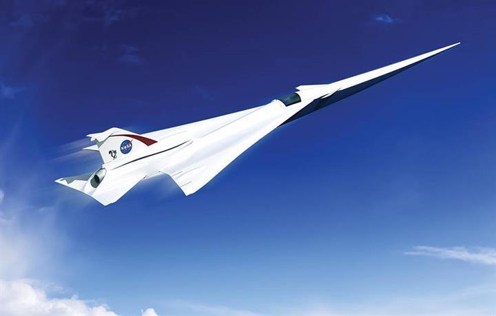NASA'nın süpersonik X-Uçakları