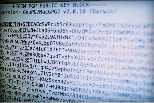 Bilgisayar dünyasının Nobel'i modern kriptografiye gitti