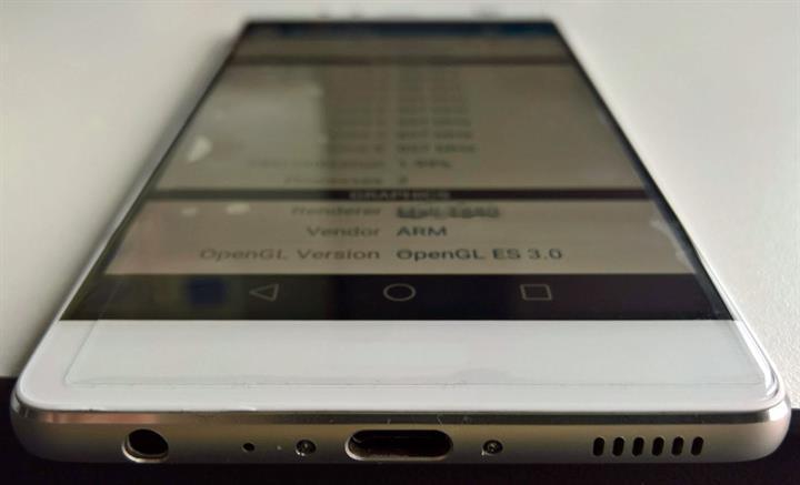 Çift kameralı amiral gemisi Huawei P9'un ilk canlı fotoğrafları sızdı
