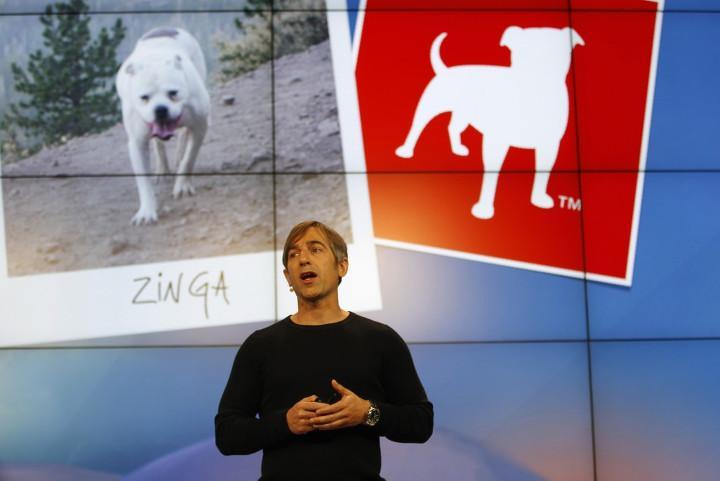Zynga patronu Mark Pincus, ikinci kez görevini bıraktı