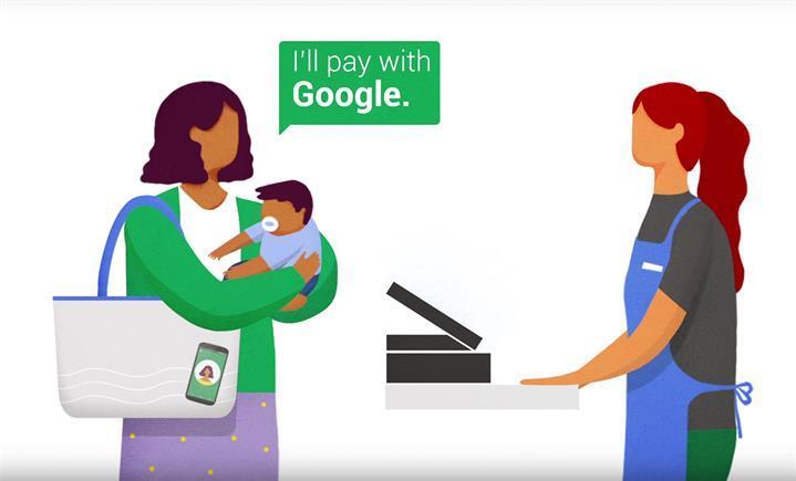 Google yeni ödeme yöntemi Hands Free'nin denemelerine başladı