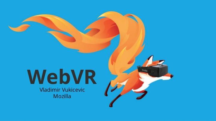 WebVR ile tarayıcınızda daha akıcı sanal gerçeklik mümkün