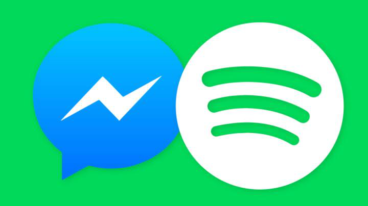 Facebook Messenger'a Spotify entegrasyonu geldi