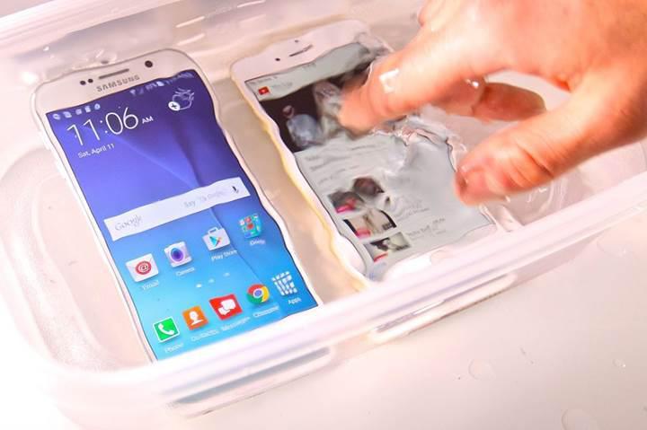 Samsung Galaxy S7'de gizli bir sensör mu var?