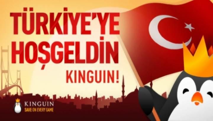Uygun fiyata dijital oyun satan Kinguin Türkiye'ye geldi