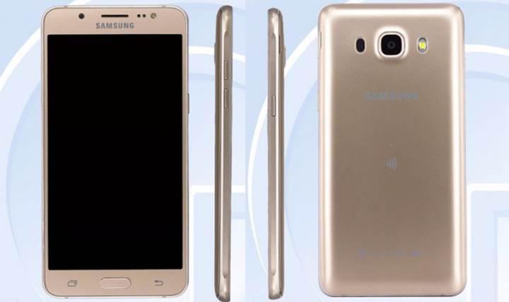 Samsung Galaxy J5 (2016) ve Galaxy J7 (2016) modelleri göründü