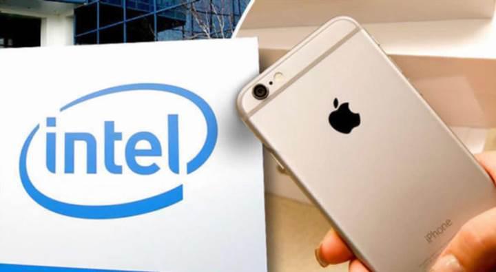 Intel, iPhone 7 için önemli miktarda bir sipariş aldı