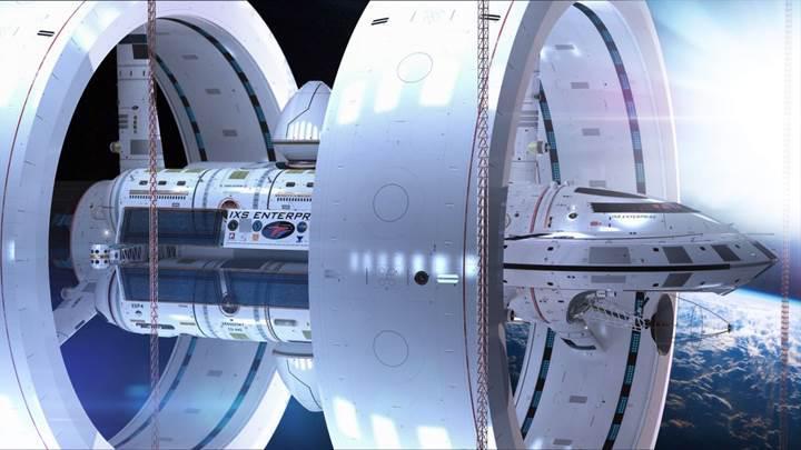 NASA, Star Trek'ten esinlenen uzay gemisi geliştiriyor