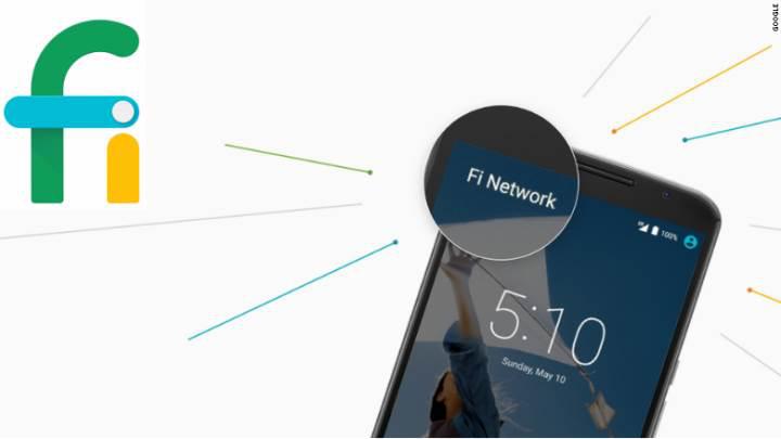 Google'ın operatör girişimi Project Fi'da davetiye zorunluluğu kaldırıldı