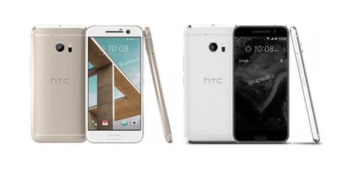 HTC 10'un bu kez renk seçenekleri sızdırıldı