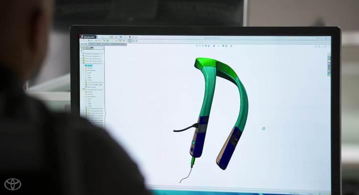 Toyota'dan görme engelliler için navigasyon teknolojisi