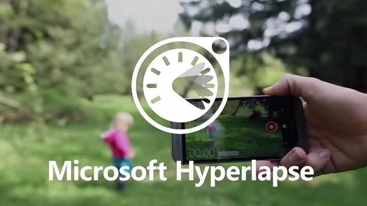 Microsoft Hyperlapse uygulaması Full HD desteği kazandı