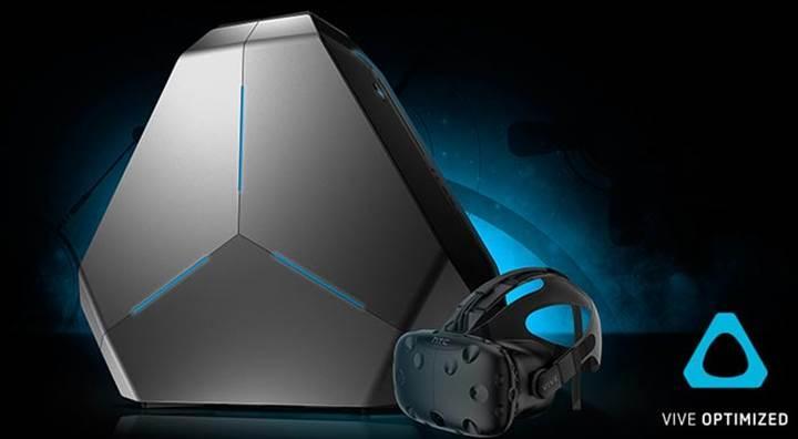 HTC Vive için sistemler hazır