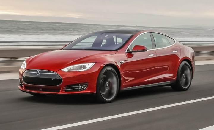Tesla'nın yeni aracı P100D internete sızdırıldı