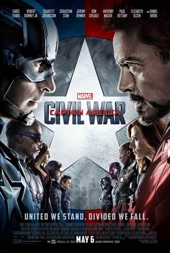 Kaptan Amerika: İç Savaş'ın yeni fragmanı yayınlandı