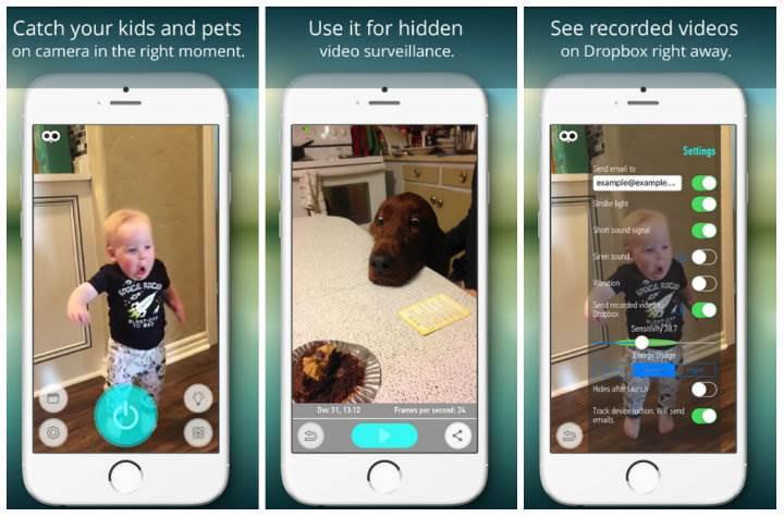 Motion Sensor ile iOS cihazınız hareket algılayabiliyor
