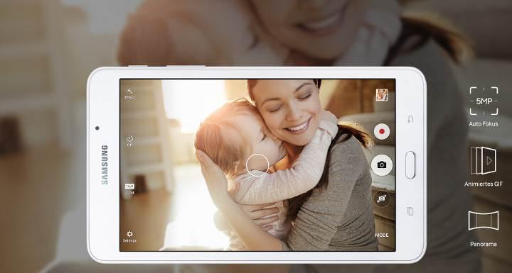 Samsung Galaxy Tab A 2016, resmi sayfasına kavuştu
