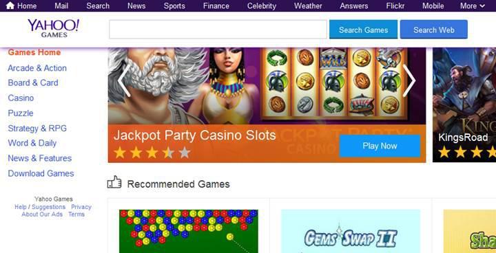 Yahoo! Games efsanesi 20 yıl sonunda kapanıyor